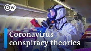 China coronavirus goes viral: What&39s true and what&39s fake? | DW News