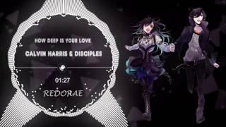 Nightcore - How Deep Is Your Love