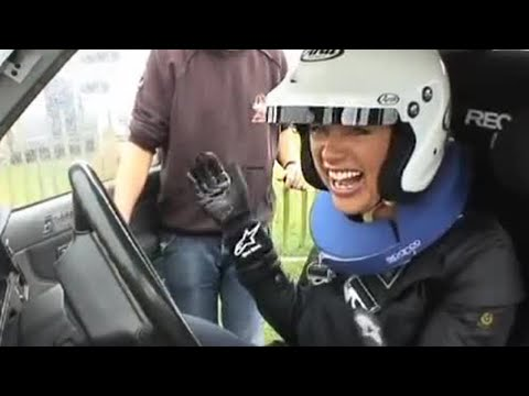Kate Silverton off-roading in a 4×4 | Top Gear Magazine | BBC