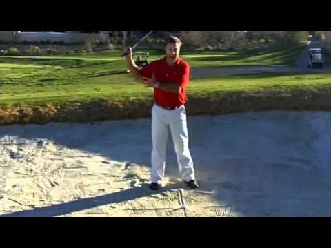 How To Hit A Golf Bunker Shot