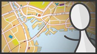 ATLAS MAP 10 | Political Maps & City Map Insets