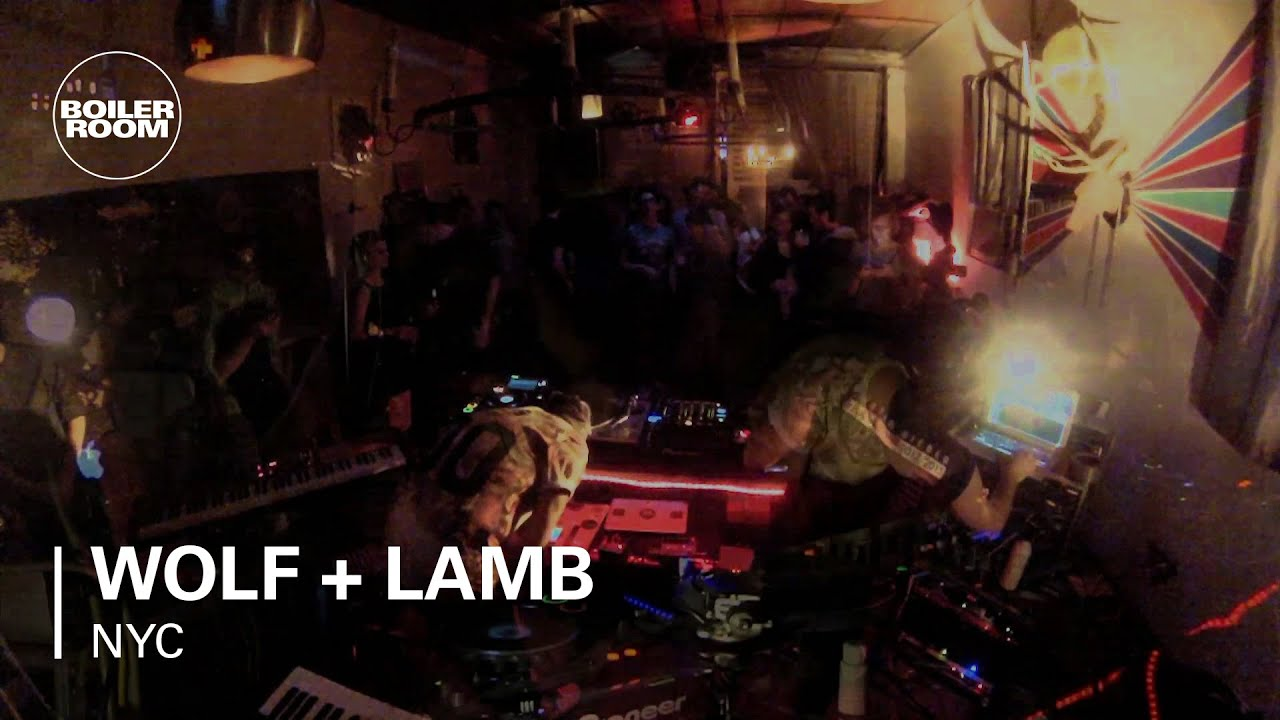 Wolf + Lamb - Live @ Bolier Room NYC 2014