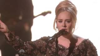 Adele   Set Fire To The Rain HD Live in New York 2015