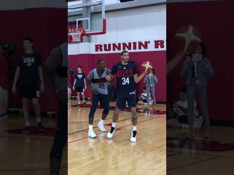 USA Basketball 1-on-1 Challenge!