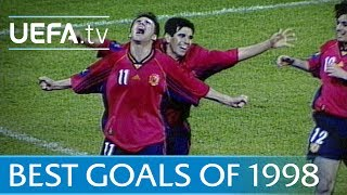 Under-21s - The Best Goals From 1998