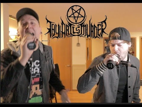 Thy Art Is Murder- Holy War (Dual Vocal Cover)