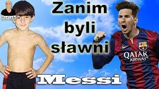 Lionel Messi | Zanim byli sławni