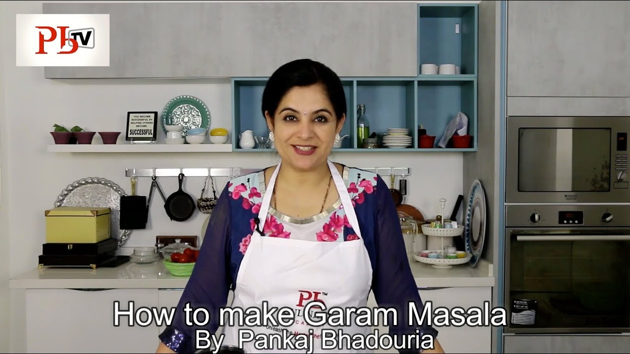 How to make Garam Masala Image