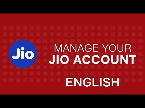 How To Use MyJio App To Manage Your Jio Account?