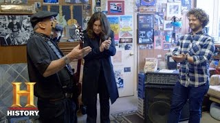 Ozzy and Jack's World Detour: Bonus: Deak Harp Plays the Blues (Season 1, Episode 10) | History