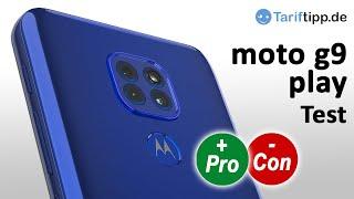 moto g9 play   Test des neuen Power-Akku Handys von Motorola