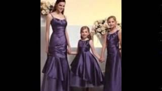 Bridesmaid Dresses For Girls