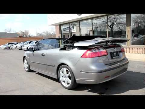 2004 Saab 9-3 Arc Convertible Review