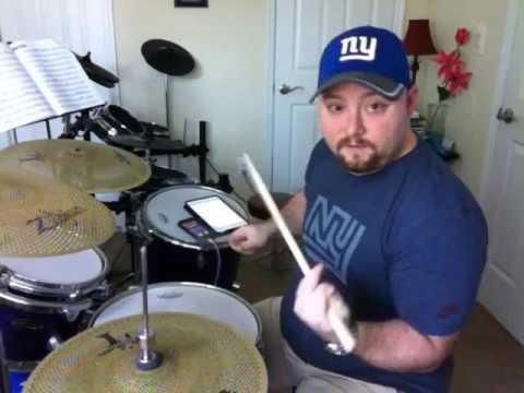 "Zac Treby's Drum Studio International: ""Speed Builder #1"""
