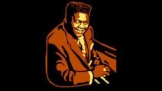 Fats Domino - POOR POOR ME  -   2 studio versions