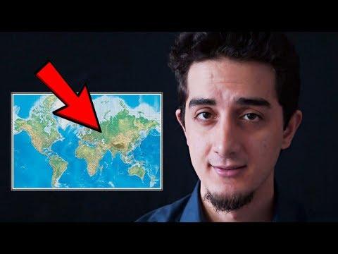 Dünyanın En Tuhaf 5 Noktasına Hızlı Bir Yolculuk!