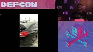 DEF CON 25 IoT Village - Aaron Guzman - Hide Yo Keys,  Hide Yo Car