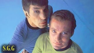 Kirk & Spock Fandoms' First Couple? - K/S - Spirk