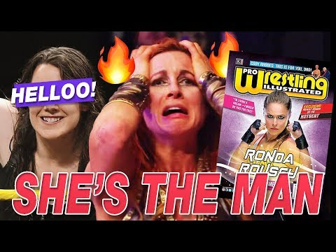Ronda Rousey Tops PWI 100 Female List! SHOCKING Main Roster Debut!  | News and Rumors