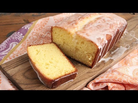 Homemade Lemon Loaf Cake | Episode 1179