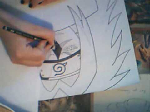Comment dessiner sasuke uchiha dessin de naruto - Comment dessiner sasuke ...