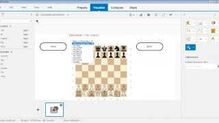 Tutorial for chess using SAP Lumira