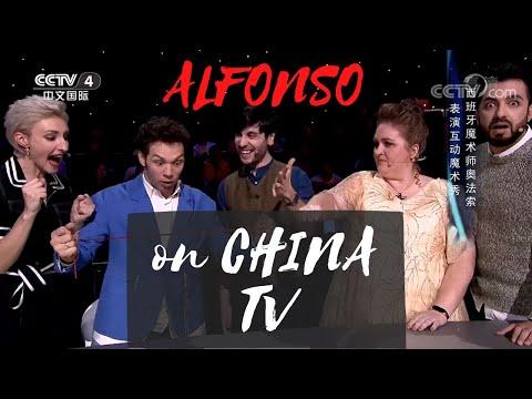Zu Gast im Chinesischen Fernsehen:
