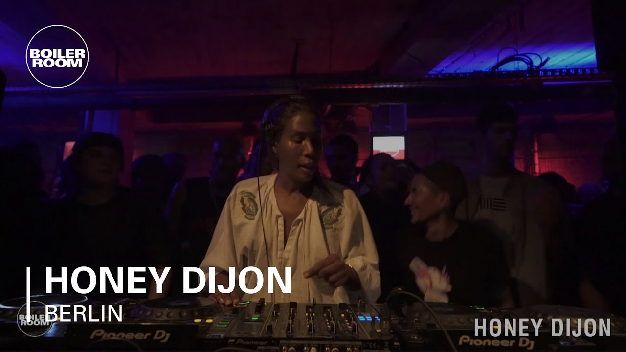 Honey Dijon - Live @ Boiler Room Berlin 6th Birthday 2017