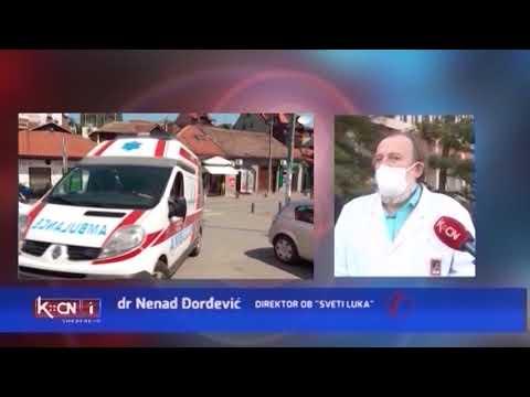 DR NENAD  DJORDJEVIC DIREKTOR  KOVID BOLNICE SMEDEREVO 03 12 2020