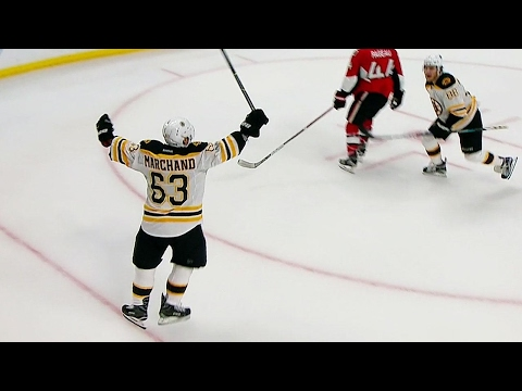 Gotta See It: Marchand stuns Senators with late game-winner