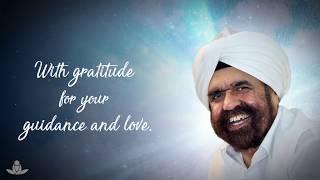 A Tribute to Sant Rajinder Singh Ji Maharaj