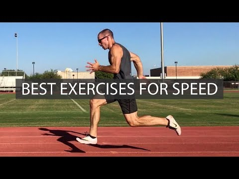 Best Exercises For Speed | Weight Training For Sprinters | ATHLETE.X