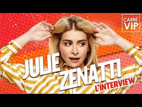 Julie Zenatti, L'interview 2019 dans Carré VIP