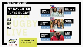 Asia Rugby Live S2 Episode 3