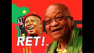 "Julius Malema stole ""RET"" from the ANC! - Zuma"