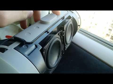 JBL Charge 3 - Crackling (blown speaker?) - смотреть онлайн