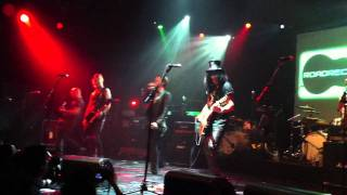 Slash & Jimmy Gnecco - Slither - Road Recovery NYC