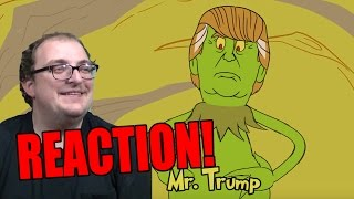 You're A Mean One, Mr. Trump (Grinch Parody) REACTION!