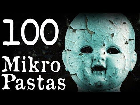 100 Micropastas   2 Satz Horrorgeschichten   Creepypasta Compilation German / Deutsch