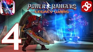 Power Rangers: Legacy Wars - Gameplay Part 4 - iOS/Android