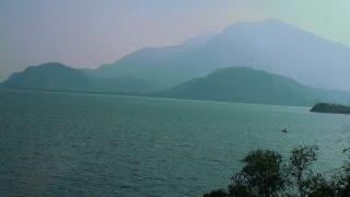 Aliyar Dam in Tamil Nadu