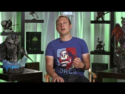 World of Warcraft – 2017 Year In Review
