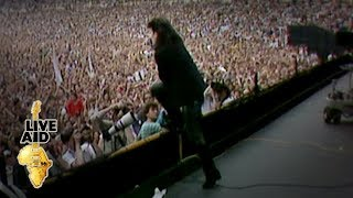 U2 - Sunday Bloody Sunday (Live Aid 1985)
