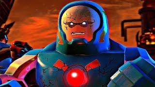 LEGO DC Super Villains - Ending & Final Boss Fight Darkseid
