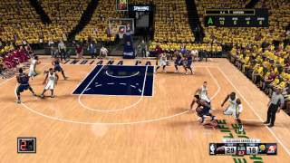NBA 2K16 My Career Curry Status