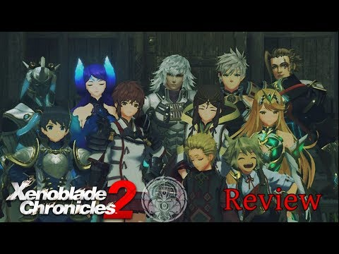 [Review] Xenoblade 2 DLC Torna