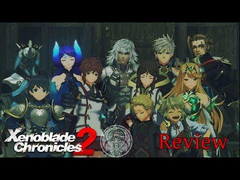 [Review] Xenoblade 2 DLC Torna