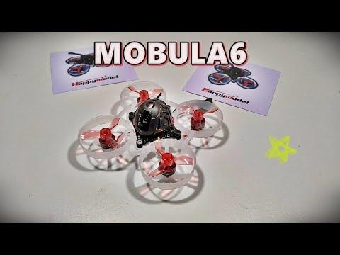 MOBULA 6 - REVIEW ⭐ 🇮🇹 FLIGHT