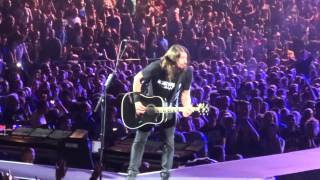 Foo Fighters LIVE Hamburg O2-Arena 03.06.2015 - Wheels HD