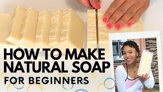 How to Make Natural Soap | Bramble Berry DIY